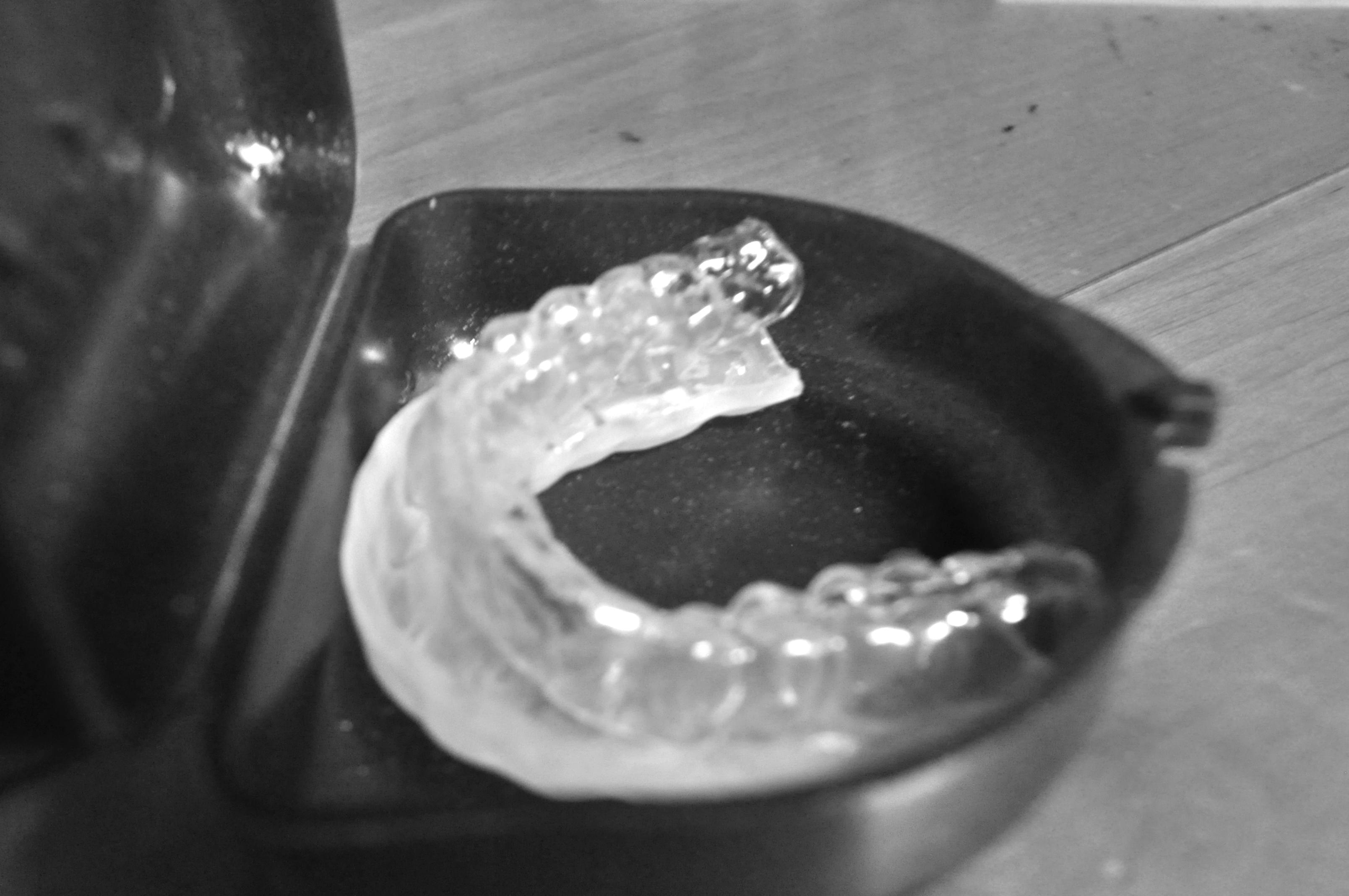 L'appareil dentaire pour protéger vos dents