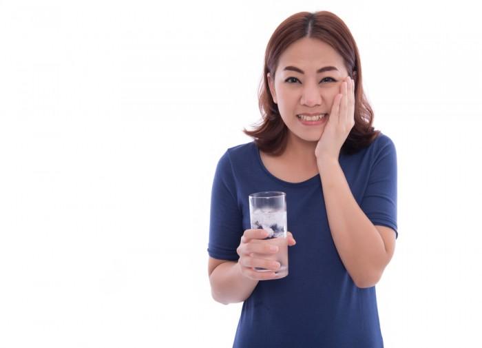 Hypersensibilité dentaire : qu'est-ce que cela signifie?