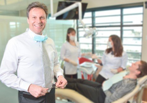 Dentiste Laval - Role professionnels