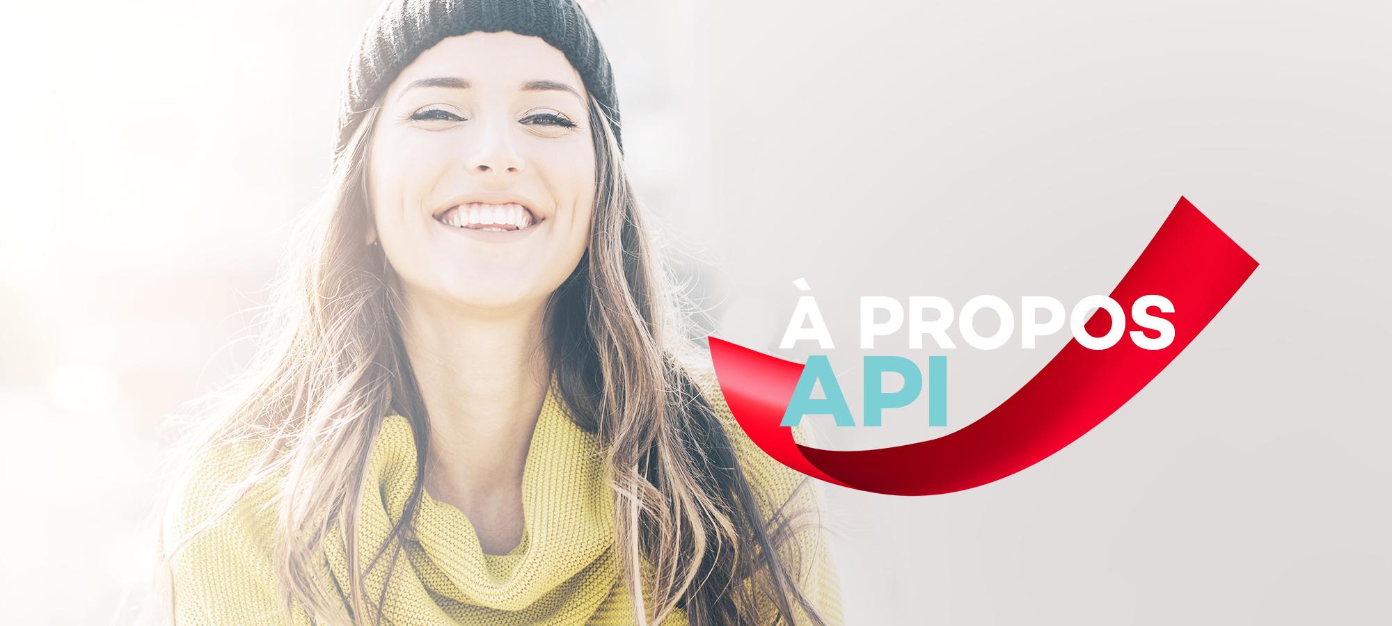 A propos API