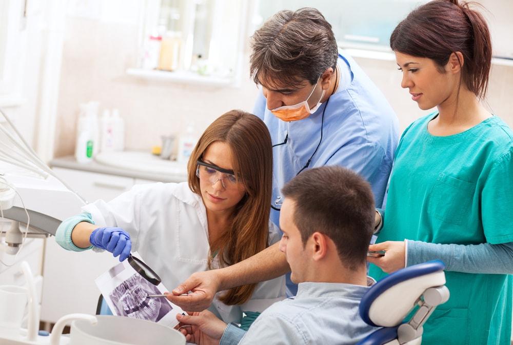 Les différentes disciplines de la dentisterie