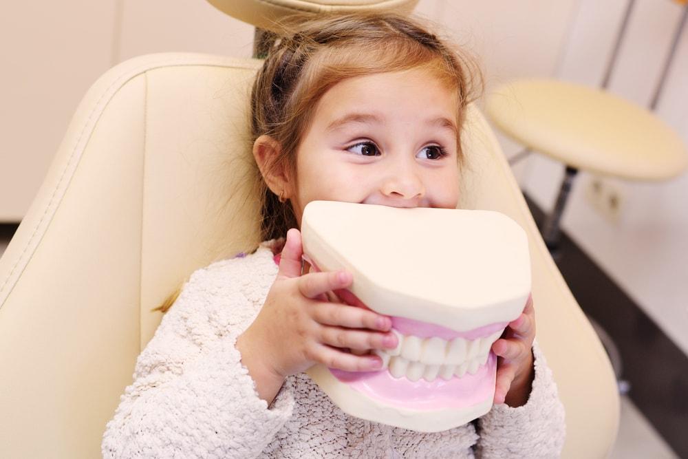 Dentiste enfants Laval
