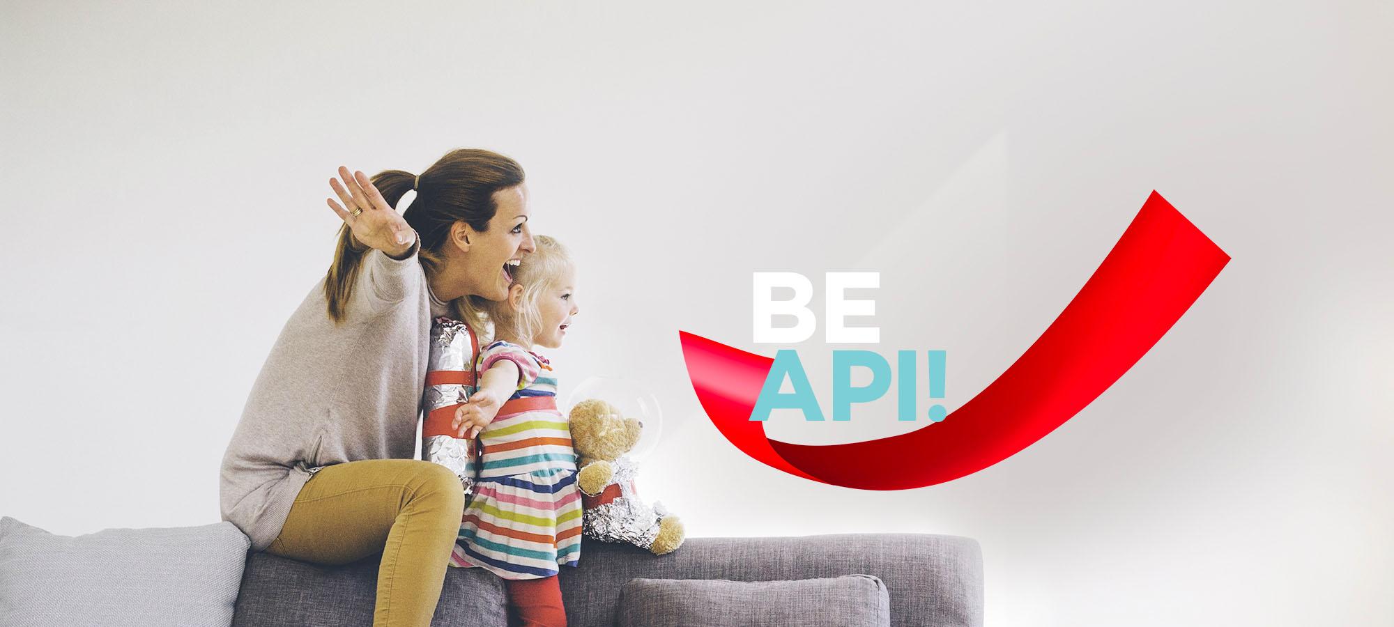 BE API!