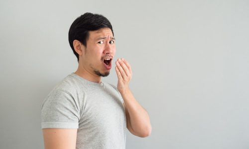 Bad breath can be managed with the proper care