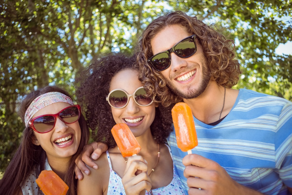Summertime can be bad to your oral health