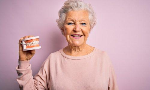 Le viellissement ne doit pas être synonyme de mauvaise santé dentaire
