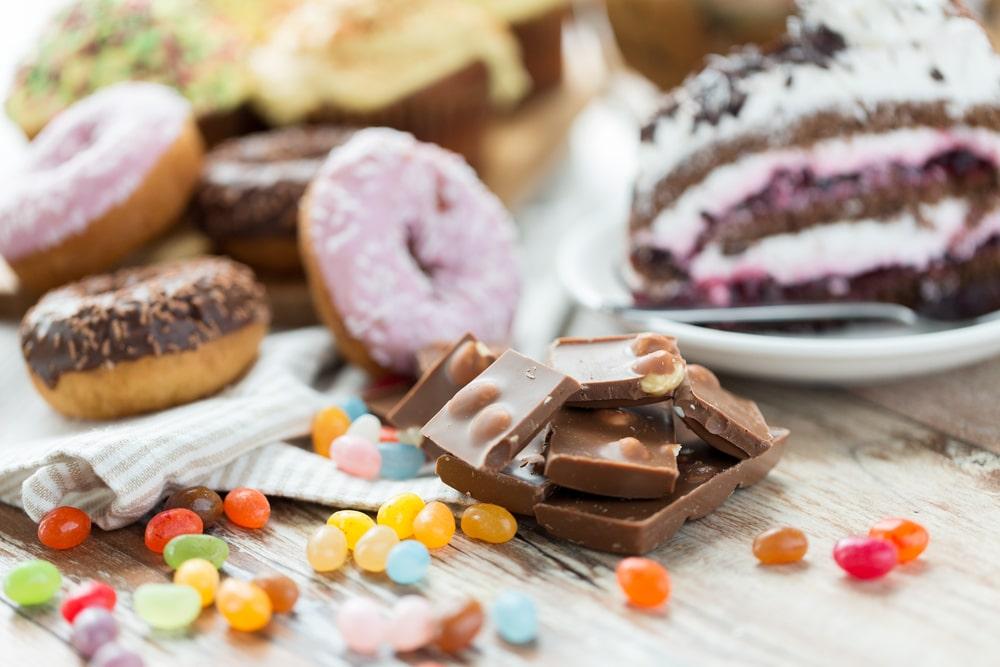 Le sucre prend plusieurs formes dans l'alimentation